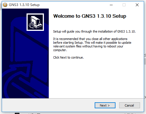 GNS3详细安装步骤与环境部署及优化