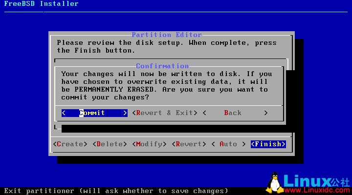 VMware虚拟机安装FreeBSD 12.1系统图文详解