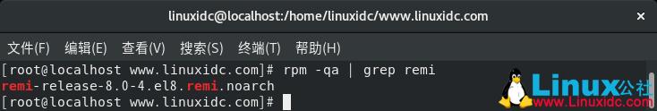 如何在CentOS 8上安装PHP 7.4