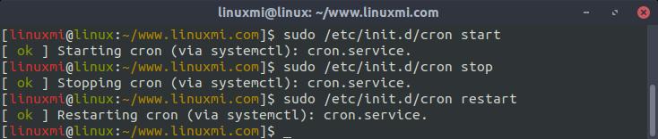 图解 Linux下at延时任务和crontab定时任务命令