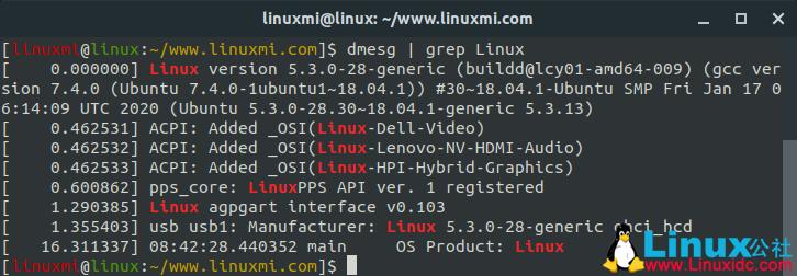 在命令行中查看Linux内核版本的3种方法