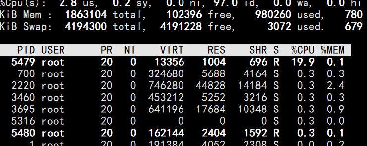 Docker的硬件资源控制与验证